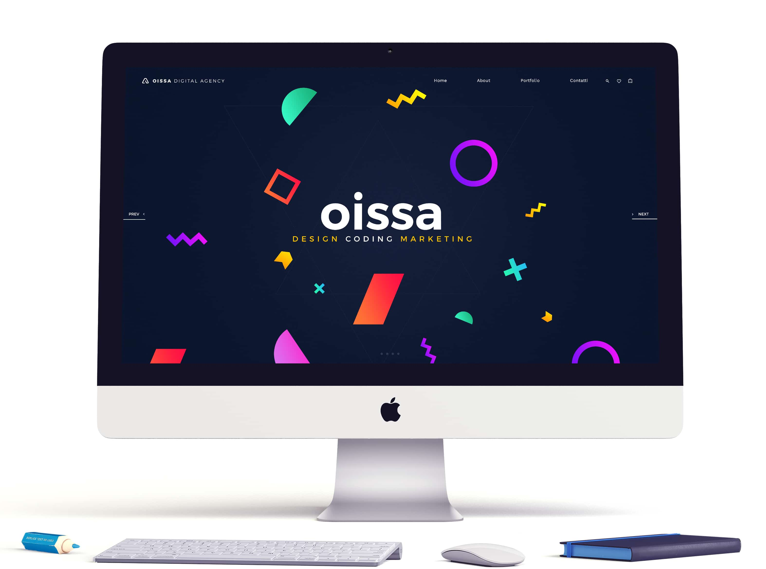 Oissa Homepage 4