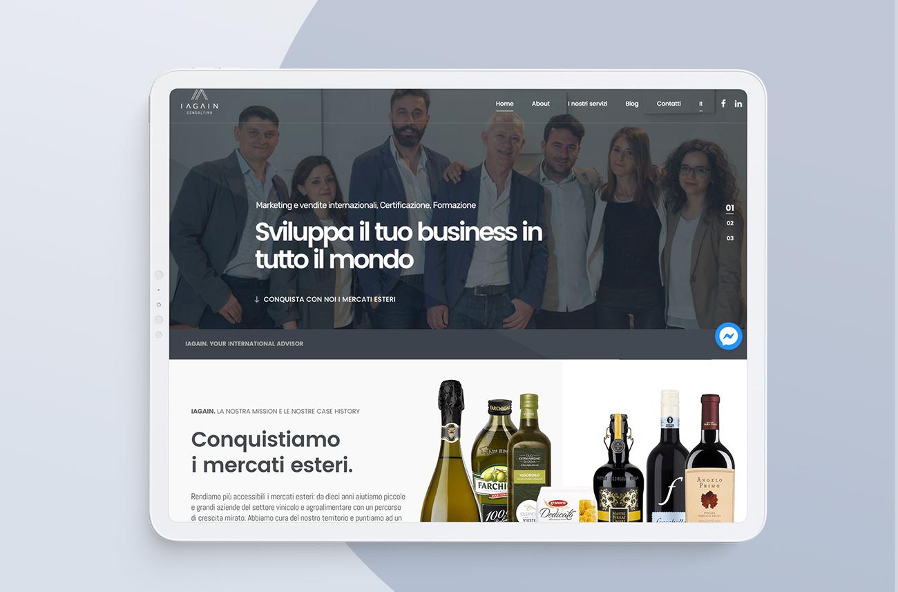 Iagain-webdesign-coding